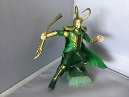 Playmation Marvel Loki Plastic Action Figure 5.75 K02 - $9.90