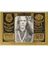 Mint Tribal Stomp 2 Janis Joplin Big Brother Quicksilver Avalon Postcard... - $29.99