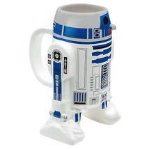 Star Wars R2D2 Coffee Mug White - £16.43 GBP