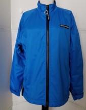 Polo Jeans Ralph Lauren Fleece Lined Jacket Young men Size XL Blue Insul... - $50.98