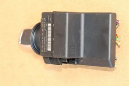 Mercedes Ignition Start Switch Module & Key Fob Keyless Entry Remote 2035450508 image 1