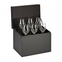 Waterford Lismore Essence White Wine Glasses Set of 6 #156432 - $307.15