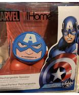 Marvel iHome Avengers Captain America Bluetooth Speaker - $13.57