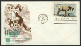 #1467 8c Bighorn Sheep, Fleetwood-Addressed Fdc **Any 4=FREE Shipping** - $1.00