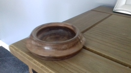 American Walnut Trinket Bowl  - $21.00