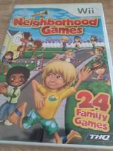 Nintendo Wii Neighborhood Games - Complete image 1