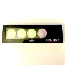 L'Oreal Infallible Total Cover 225 Color Correcting Kit ~ New AND Sealed - $16.44
