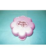 Polly Pocket Garden Surprise 1990 Missing Doll And Statue (Damaged) - $14.26