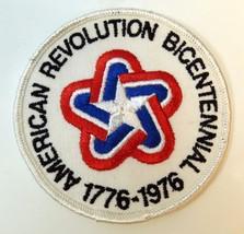 Vintage 1776 1976 Original Shirt Sleeve American Revolution NFL Patch - $4.70