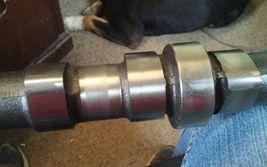 R120872 Camshaft for John Deere image 4
