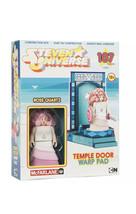 McFarlane Toys Steven Universe 107pc Construction Set Rose Quartz Temple... - $21.77