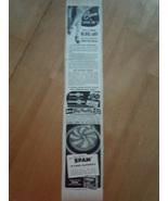 Vintage Blue-Jay Corn Protector Big Profits & Spam Print Magazine Advert... - $4.99