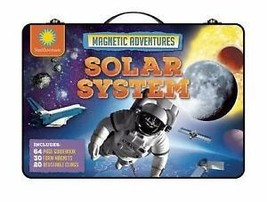 Smithsonian Magnetic Adventures: Solar System Activity Kit Science Homes... - $13.85