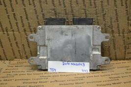 2010 Mazda 3 2.0L AT Engine Control Unit ECU LF8M18881H Module 442-7D4 - $44.52