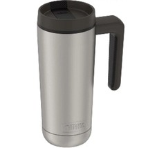Thermos Guardian Collection Stainless Steel Mug 5 Hours Hot/14 Hours Col... - $37.58