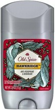 Old Spice Hawkridge Mens Invisible Solid AntiPerspirant/Deodorant 2.6oz ... - $24.74