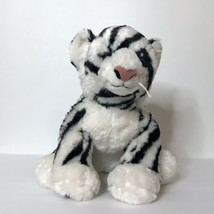 "Build A Bear White Tiger Plush Stuffed Animal 2016 18"" Long  - $24.75"