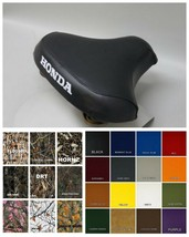 Honda Hobbit Seat Cover PA50I PA50II Minty 1978 In 25 Colors (St In White) - $37.95