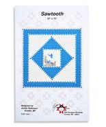 Sawtooth Quilt Pattern AQP-244 - $8.95