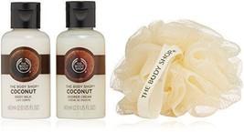 The Body Shop Coconut Treats Cube Gift Set - $33.66