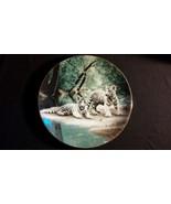 1991 Partners Snow Tiger Nature's Playmates Vintage Collectors Edition P... - $45.00