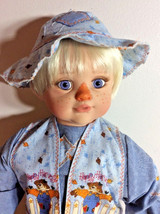 Trick Or Treat Lloyd Middleton Royal Vienna Doll Collection Signed # 47/200 - $174.60