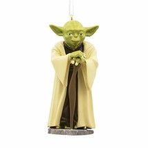 Hallmark Christmas Ornaments, Star Wars Yoda Ornament - $17.97