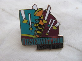 Disney trading pins 355 dl-1998 attraction series-tomorrowland observatron - $7.67