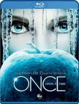 Once Upon a Time: Season 4 Blu-ray