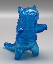 Max Toy Clear Blue Negora image 8