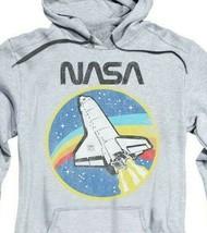 USA NASA space science program Spaceflight Retro 50's Graphic hoodie NASA109 image 2