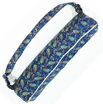 Blue Mandala Carrier Strap Bag Indian Handmade Cross Body Strap Bag With... - $26.99