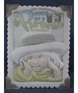 Pretty As A Picture Dealer Sign Plaque 184691 Kim Anderson Enesco - $14.97