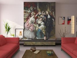 3D Wertvolle Gemälde 07 Fototapeten Wandbild Fototapete BildTapete Familie - $51.18+