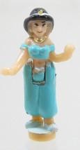 1995  Disney Aladdin Agrabah Marketplace - Jasmine Bluebird Toys - $7.50