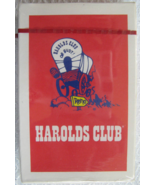 """Sealed Deck of Playing Cards from: """"Harolds Club Casino"""" Reno, Nv. - (sk... - $14.99"""