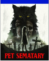 Pet Sematary 2019 [Blu-ray + DVD]