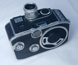 PALLARD BOLEX B8 Vintage 8mm Film Movie Camera LYTAR 12.5mm f/2.5 Switze... - $82.00