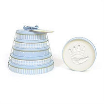 Child To Cherish Tower of Time Handprint Kit Blue - $46.99