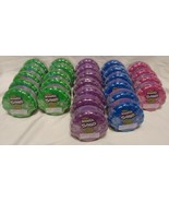 Kinetic Sand Seashells 6054245 *Lot Of 27* Green, Blue, Pink, Purple - $85.13