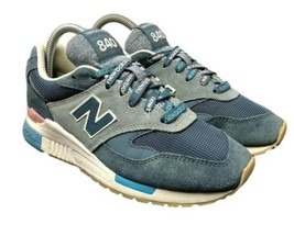 New Balance MB 840 Ice Blue RevLite Sneakers WL840 Womens 6.5 Fast Shipping!! - $49.00