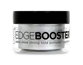 Style Factor Edge Booster Strong Hold Water-Based Pomade 3.38oz - Cool S... - $22.04