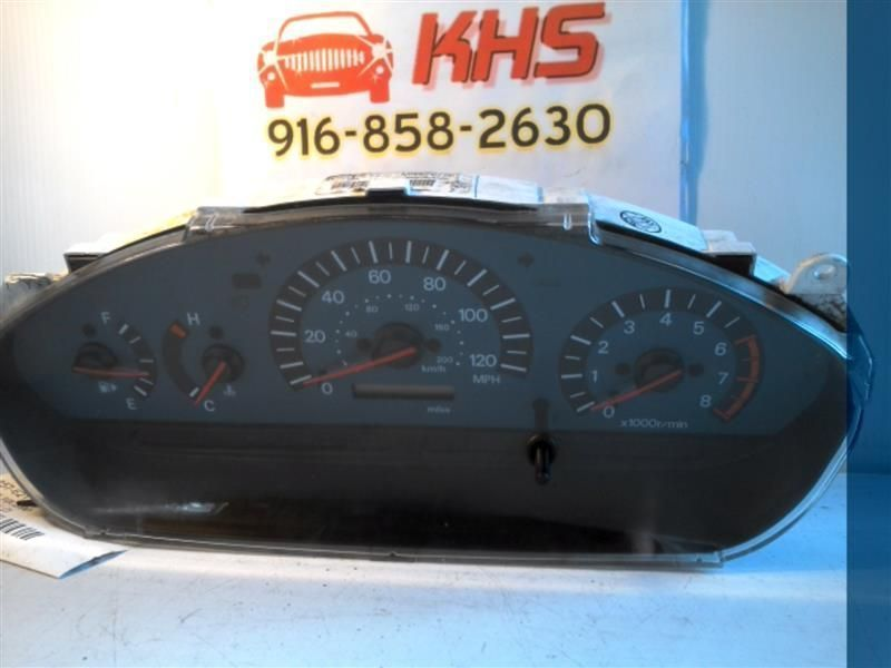 Primary image for SPEEDOMETER CLUSTER GTZ FITS 02-03 GALANT 104314