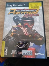 Sony PS2 Gregg Hastings Tournament Paintball Max'D~COMPLETE image 1