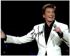 BARRY MANILOW  Authentic Original 8x10 SIGNED AUTOGRAPHED PHOTO w/ COA 846 - $85.00