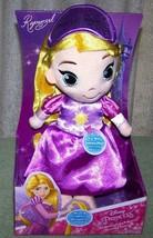 "Disney Princess Bedtime Lullaby Rapunzel 10.5"" Plush Doll New - $17.33"