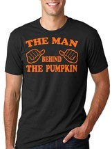 Halloween T-Shirt Dad Maternity Shirt Pumpkin Tee Shirt - $22.99+