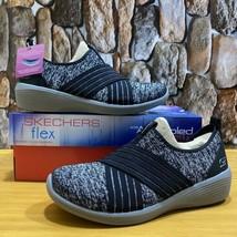 Skechers Women's Arya-Cross-fire Sneaker [23764/BKCC] SIZE 7.5M - $44.10
