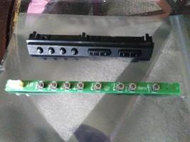 LG 32LD340H BUTTON KEY CONTROLLER EAX63530501 - $5.45