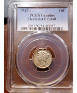 1942 /1 Mercury Dime 10c AU PCGS          11285-550 - $995.95